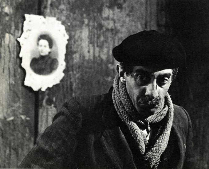 Flavio Bucci in Ligabue