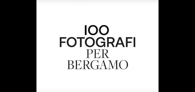 """""""Ne usciremo, insieme"""": 100 fotografi per Bergamo"""