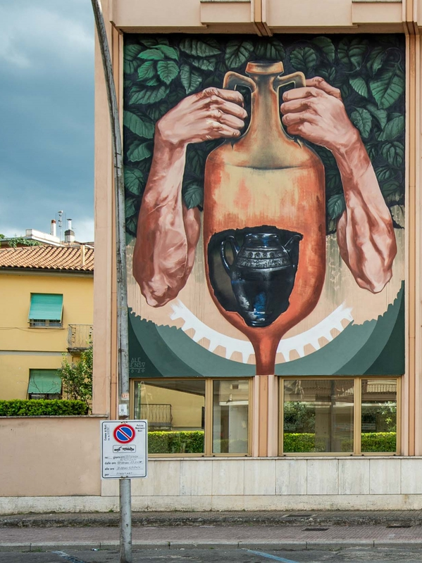 Ale Senso – L'uno nell'altro, foto di Marco Bellucci