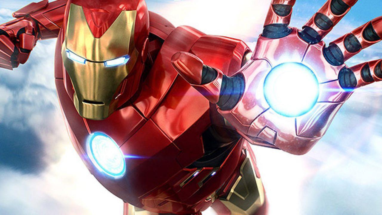 Come diventare Iron Man con la realtà virtuale