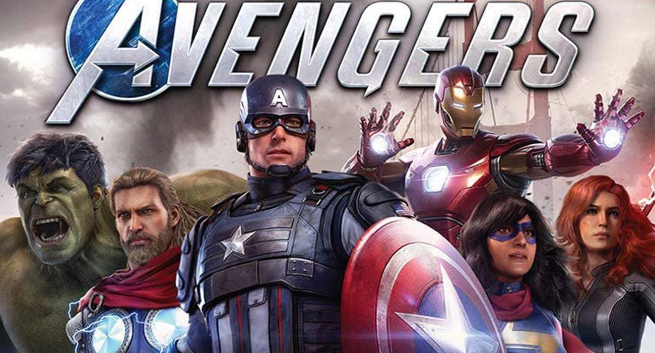 Il videogioco di Marvel Avengers sembra proprio una figata