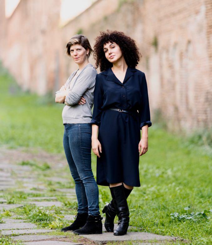 Chloé e Lilith, foto di Marco Ragaini
