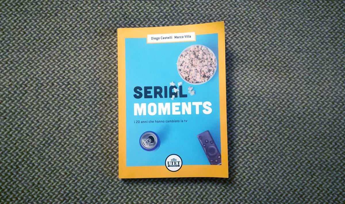 La copertina del libro. Pop corn, telecomando, divano e coperta che è inverno!