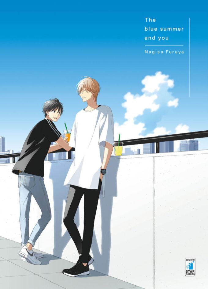 Wataru e Chiharu, due ragazzi uniti dalla passione per il cinema