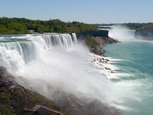 Il fiume Niagara nei pressi di Buffalo – Foto di ArtTower