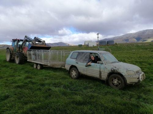 RAV, l'auto della farm