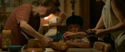 Un frame del film tratto dall'autore.