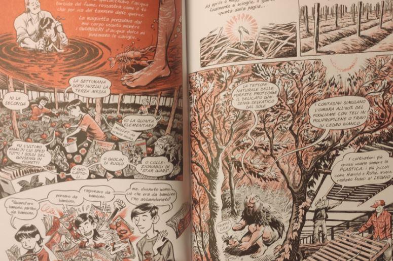 Quanti autori oggigiorno sono così bravi nell'insegnare a fumetti?