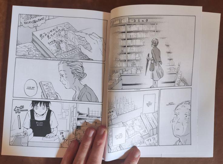 Bastano poche vignette per conquistare il lettore