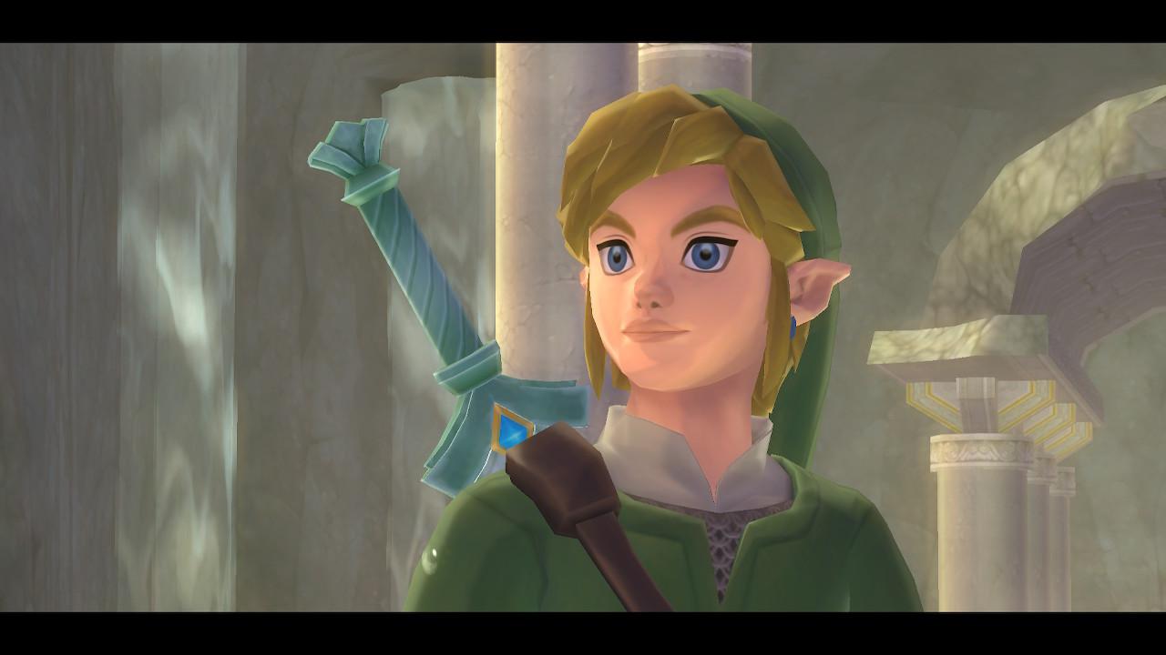 Molto chad questa versione di Link vero?
