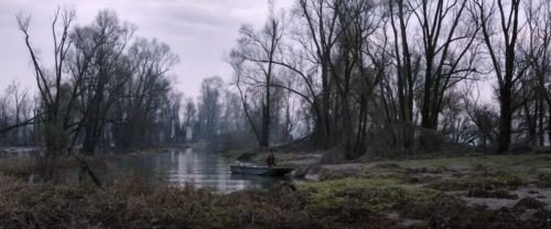 Un frame del film tratto dall'autore