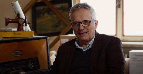 Marco Bellocchio in un frame del film tratto dall'autore