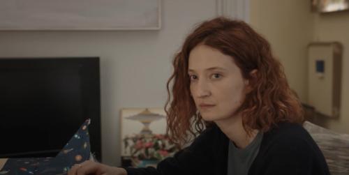 Alba Rohrwacher in un frame del film tratto dall'autore