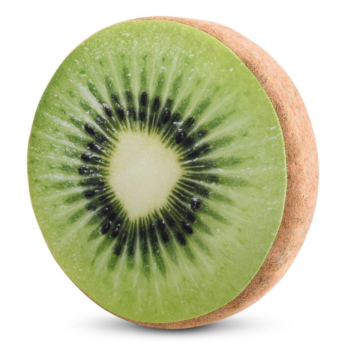 cuscino kiwi