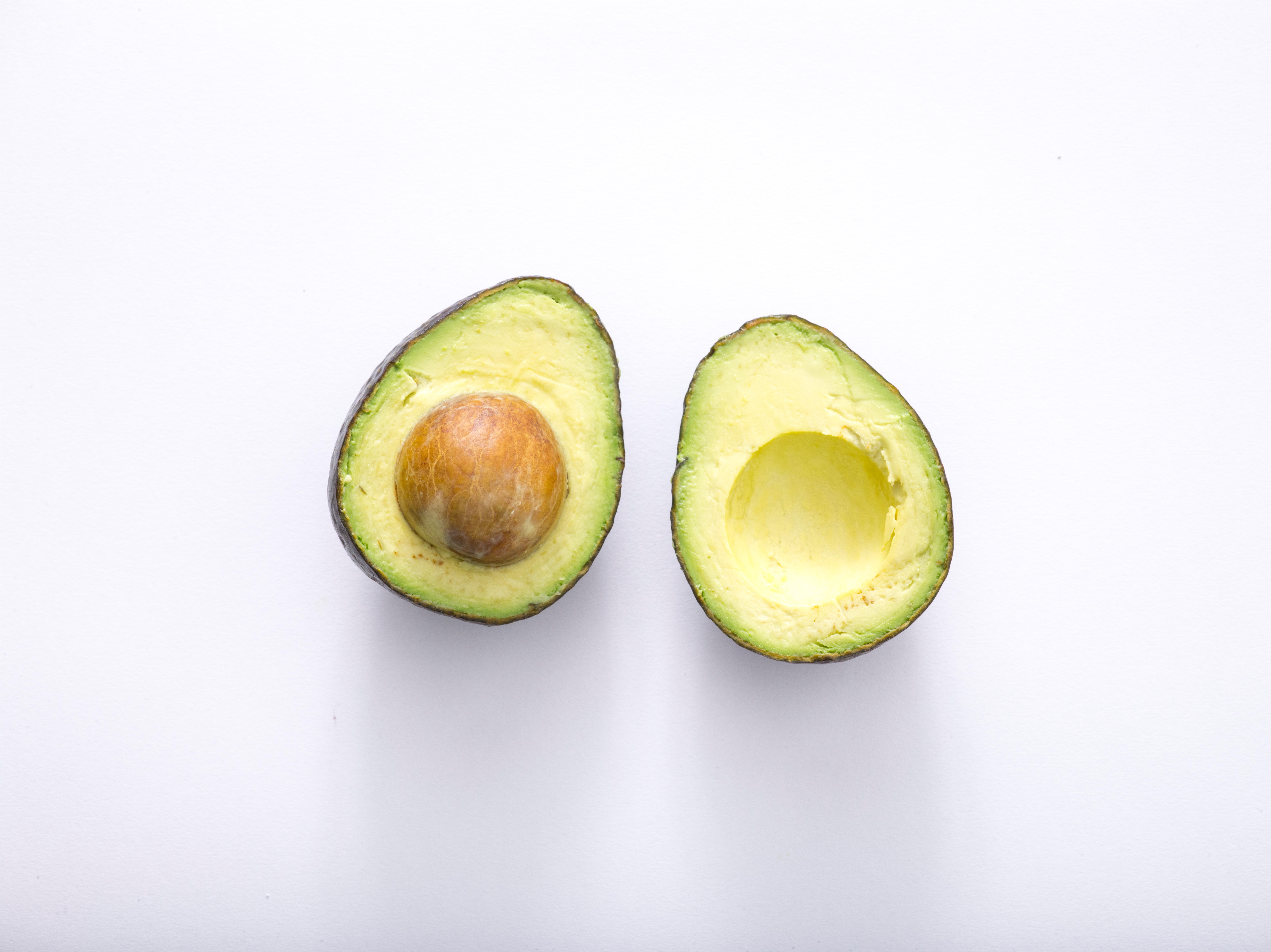 Nocciolo Di Avocado In Acqua avocado: come piantarlo direttamente sul vostro terrazzo