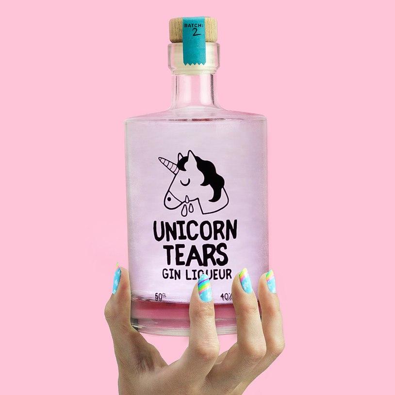 crying unicorns