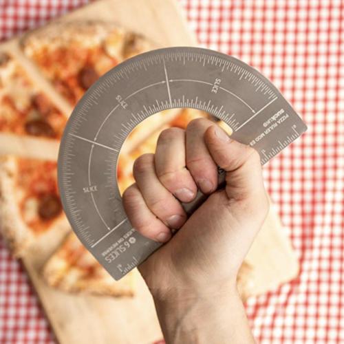 goniometro pizza