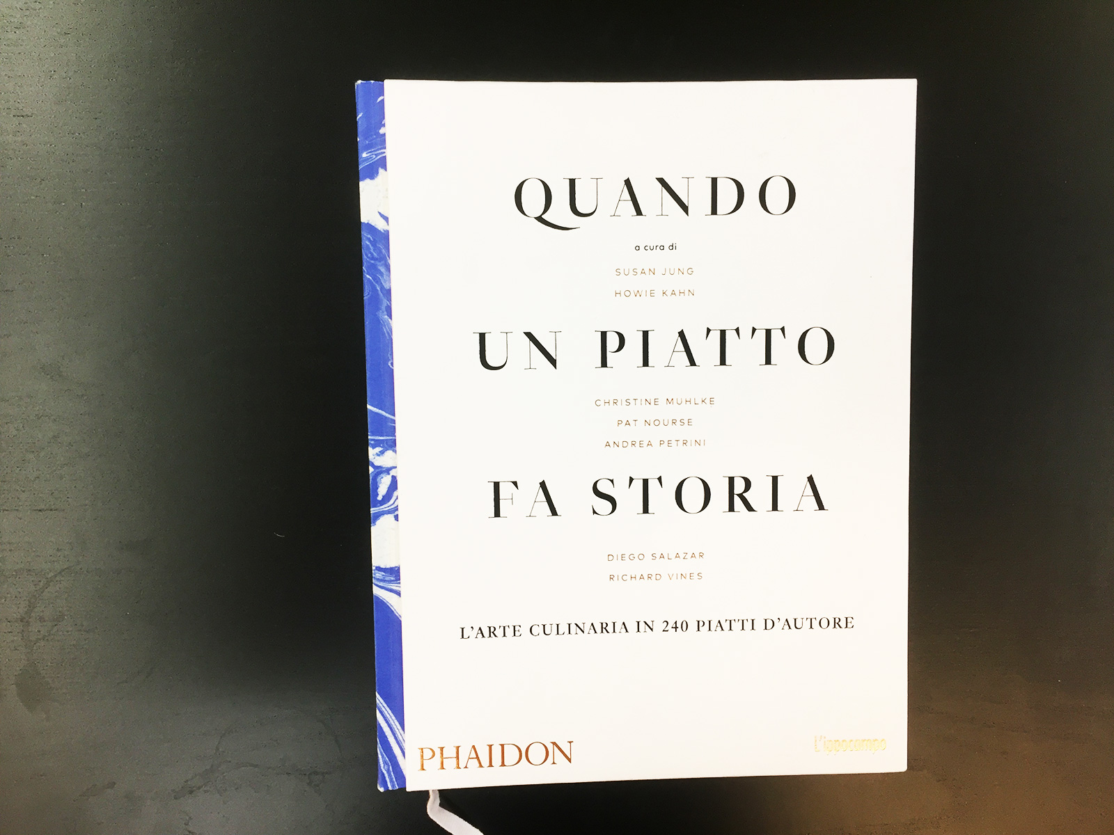 'Quando un piatto fa storia' è un libro prezioso e imprescindibile per chi ama il cibo. - DailyFood