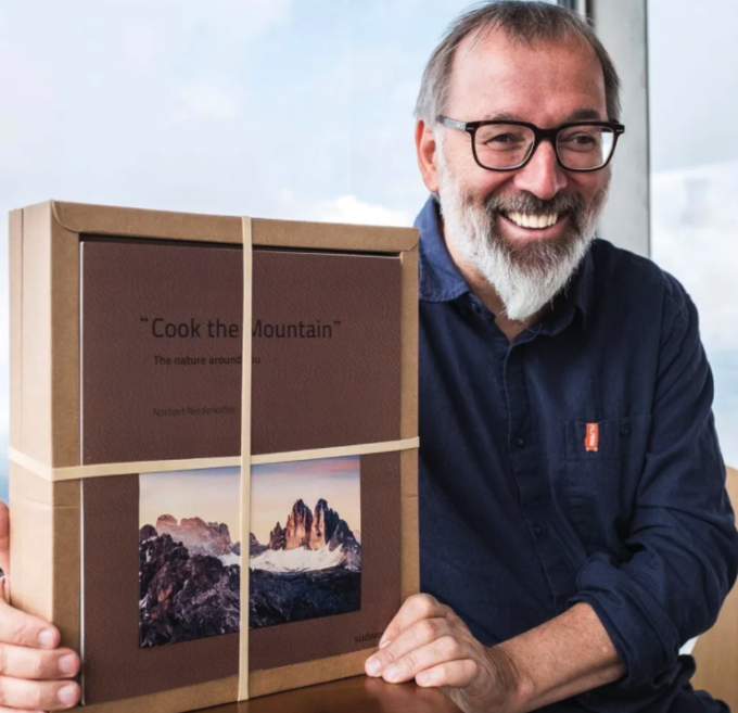 libri food da regalare - niederkofler