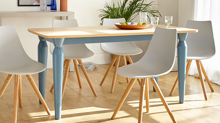 Cleo 6 Seater Dining Table