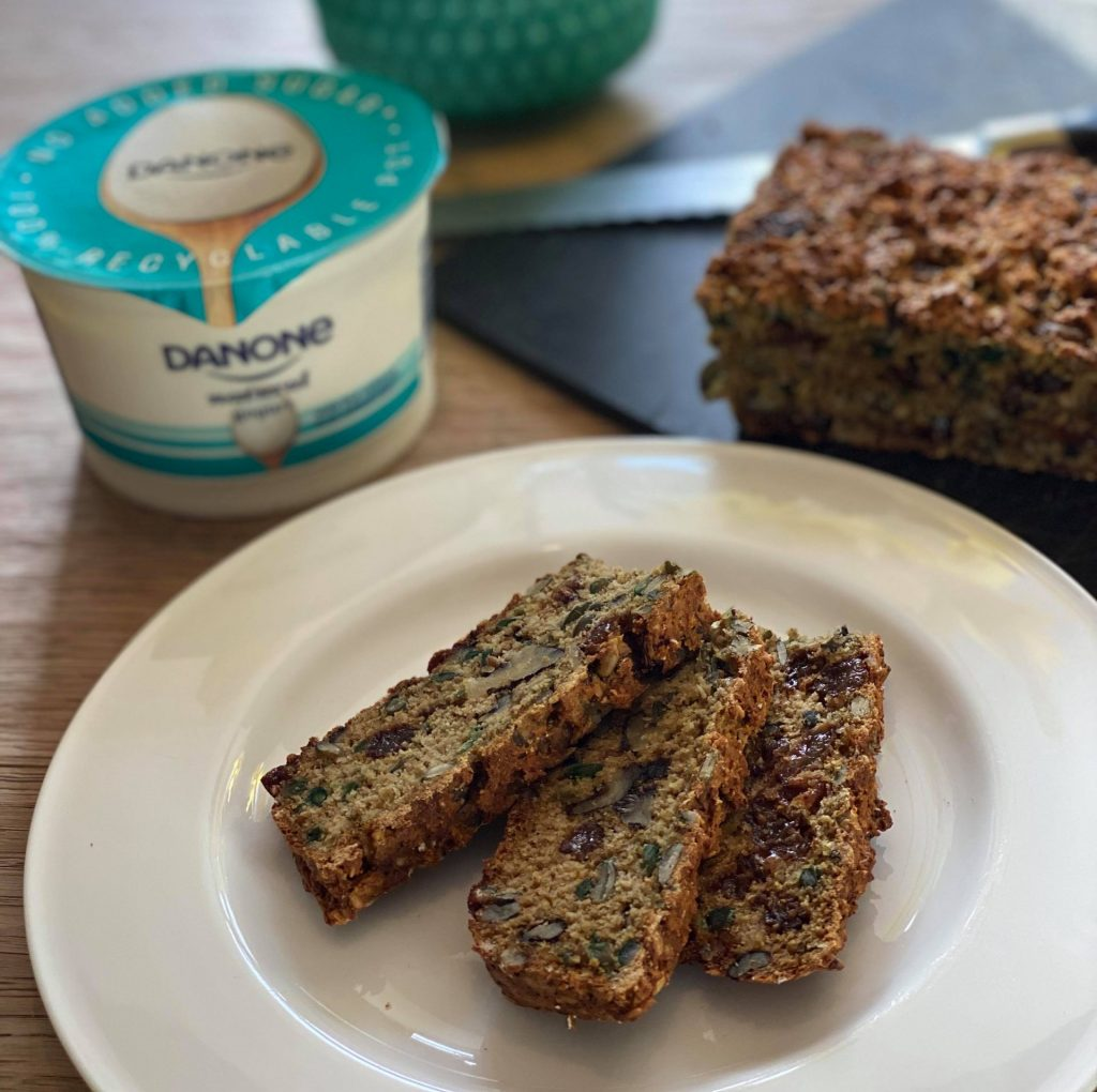 Danone natural yogurt bread recipe