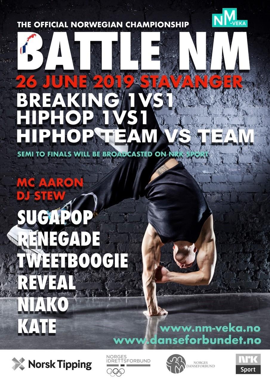 Invitasjon NM Battle