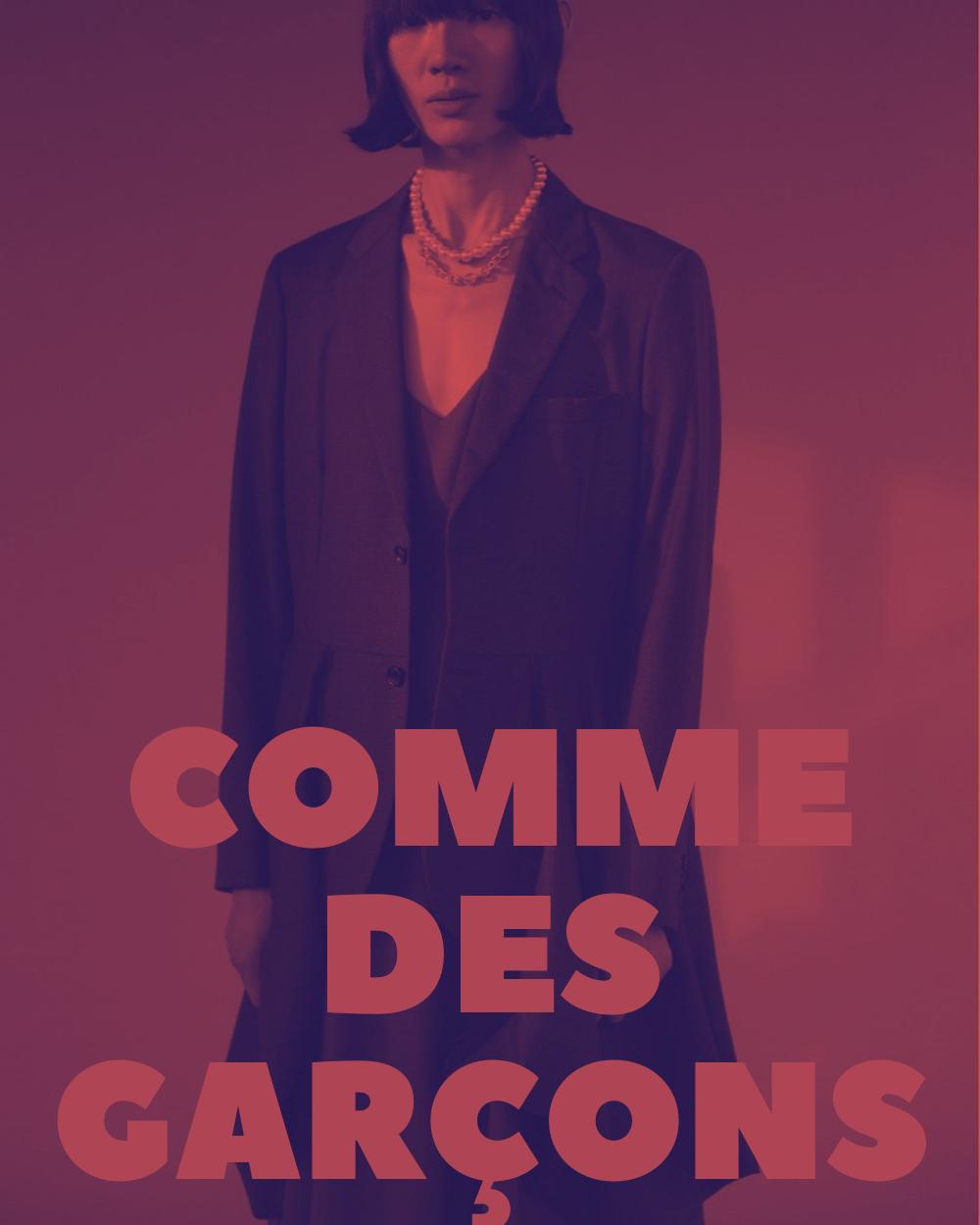 COMME DES GARÇONS Avant-garde modernism