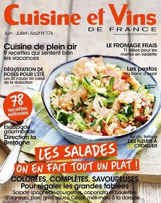Cuisine et Vins de France - N°176