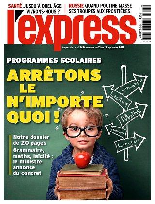 L'Express - N°3454