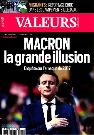 Valeurs Actuelles - N°4187