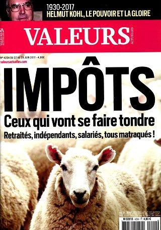 Valeurs Actuelles - N°4204