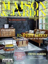 abonnement magazine maison et jardin magazine pas cher viapresse. Black Bedroom Furniture Sets. Home Design Ideas