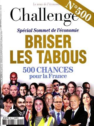 Challenges - N°500