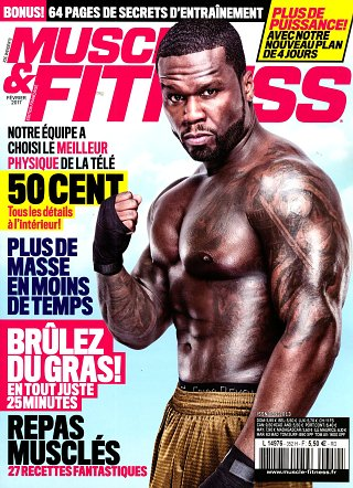 Muscle & Fitness - N°352