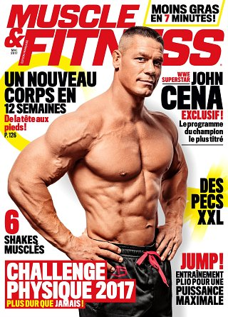 Muscle & Fitness - N°355