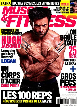 Muscle & Fitness - N°354