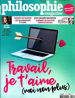 Philosophie Magazine - N°109