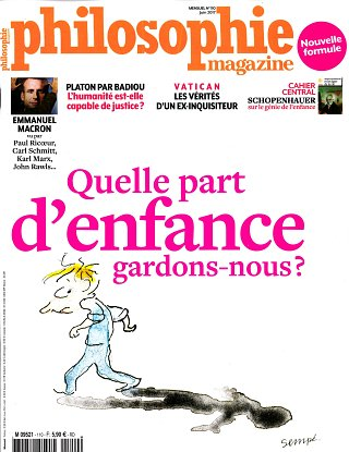 Philosophie Magazine - N°110
