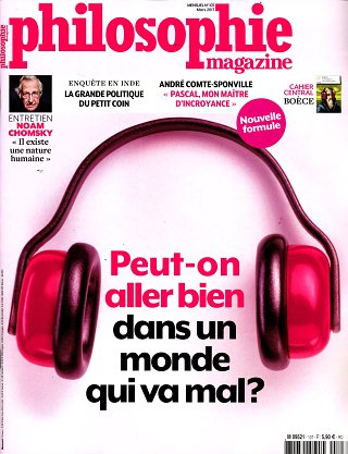 Philosophie Magazine - N°107