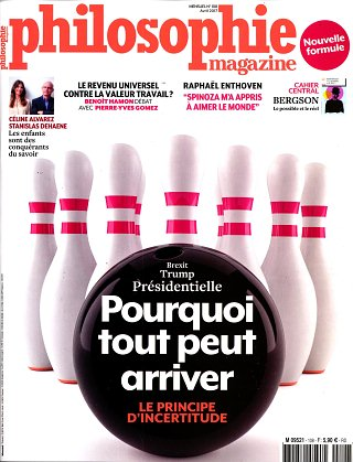 Philosophie Magazine - N°108