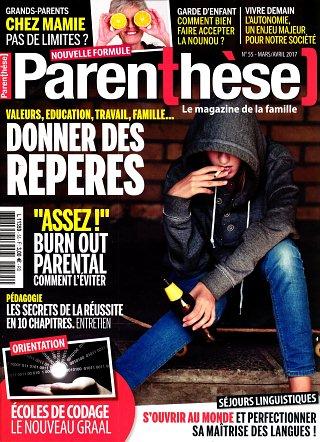 Parenthèse - N°55