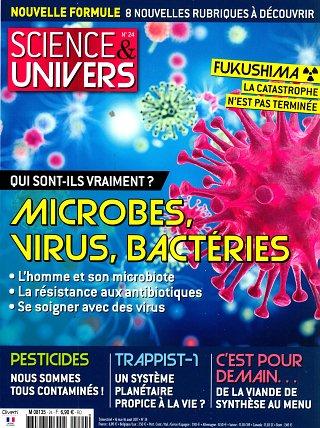 Science et Univers - N°24