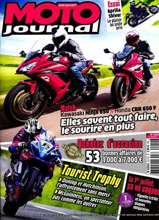 Moto Journal - N°2210