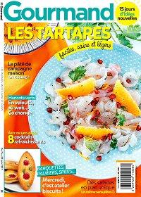 Abonnement magazine gourmand pas cher viapresse for Abonnement cuisine sympa