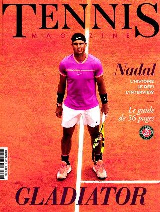 Tennis Magazine - N°486