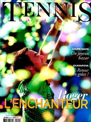 Tennis Magazine - N°485