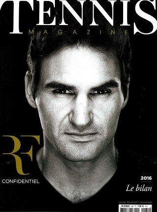 Tennis Magazine - N°482