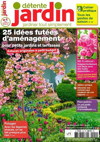 Détente Jardin - N°124