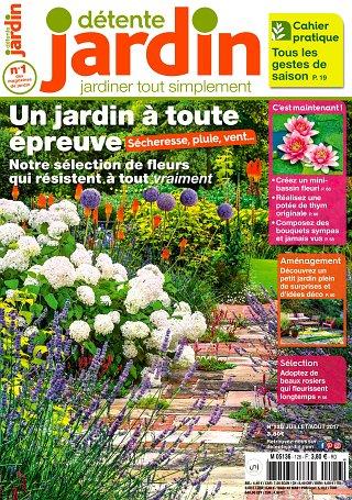 Détente Jardin - N°126