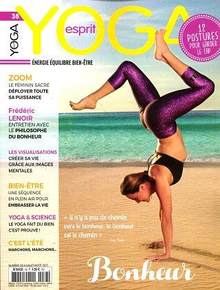 Esprit Yoga - N°38